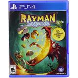 Rayman Legends - Ps4 - Juego Digital - Manvicio Store
