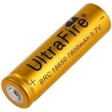 Pila Batería 18650 Recargable 4.2 6800mah Li-ion Linternas