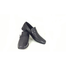 Sapato Ferracini Masculino Social De Couro