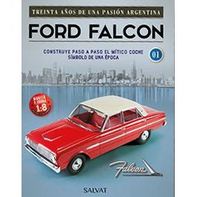 Coleccion Ford Falcon Salvat- Del 1 Al 50