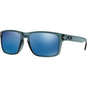 Blue Iridium Oakley Holbrook Polished Green Lentes Para Sol - Lentes ... 9f67ded1f1