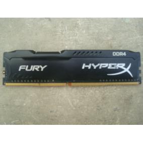 Memoria Ram 4g Fury Hyper Ddr4
