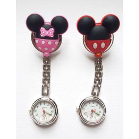 Reloj Colgante Enfermera Disney Ochurus Medico