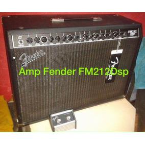 Amp Fender Fm212 Dsp 180 Trump