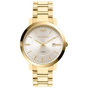 Relogio Technos Feminino Prata E Dourado - Relógios no Mercado Livre ... cdaa77f894