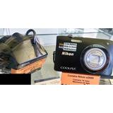 Camara Digital Nikon S2600