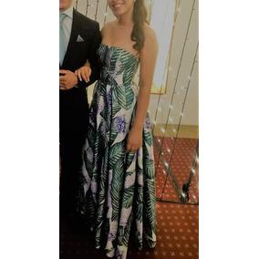 Vestido Largo Para Evento Formal, Día O Noche, Único
