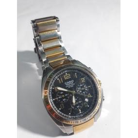 d14c6751adf Relogio Casio Edifice Ef 502 Serie Ouro - Relógio Casio Masculino no ...