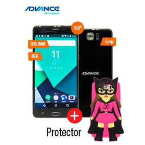 Adv Smartphone Advance Hollogram Hl6246, 5.5 720x1280, Andr