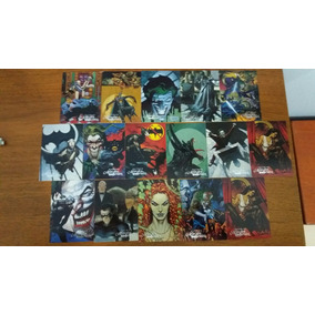 16 Cards Batman Master Piece