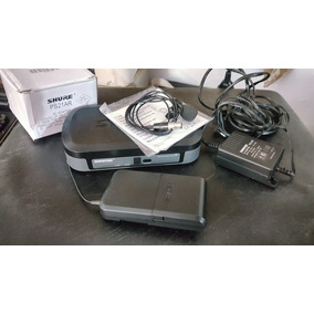 Microfono Shure Inalambrico Pg4 K7 / Pg1 / Pg185 / Ps21ar