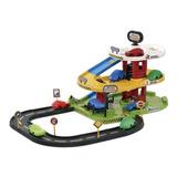 Juguete Para Nene Estación Parking 2 Niveles 7003 Rondi