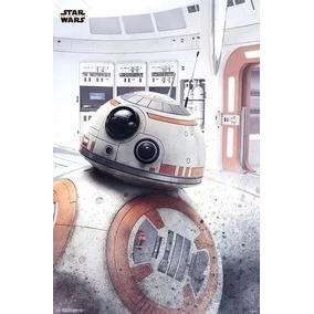 Posters Star Wars - Guerra Nas Estrelas - Bb-8 -57x85cm