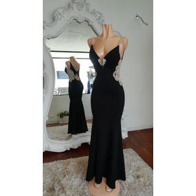 cdbc608318ad0 Vestido Gala Negro - Ropa - Mercado Libre Ecuador