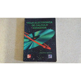 Libro Hoja Electronica De Calculo Avanzada Segunda Edicion