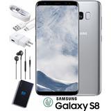 Oferta! Galaxy S8 64gb 12mp Nuevo Libre Meses Sin Interés!