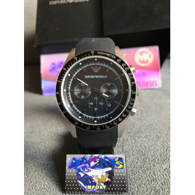 9560f06b667 Relogio Emporio Armani Original Preto - Relógios De Pulso no Mercado ...