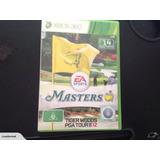 Solo Cambio Juego Golf Pga Masters 12 Xbox 360 Tienda