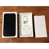 Iphone X 256gb Preto Novo