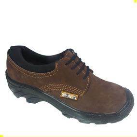 Botas De Seguridad Zapatos Calzado Hombre Mujer 100% Cuero