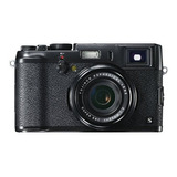 Fujifilm X100s 16 Mp Digital Camera With 2.8-inch Lcd (black