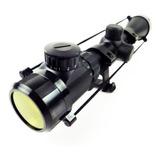 Luneta Mira 3-9x40 E C/ Ret. Iluminado + Mount 22mm