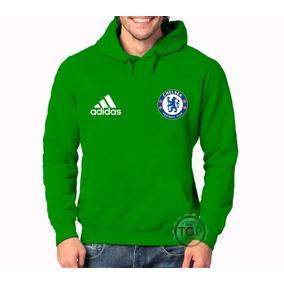 5503e4b4f5d26 Blusa De Frio Moletom Chelsea Time Futebol Moleton Estampada