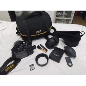 Kit Com Câmera Nikon D5100