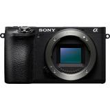 Sony - Alpha A6500 Cámara Sin Espejo (solo Cuerpo) - Negro