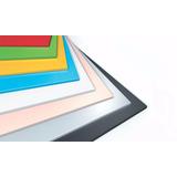 Chapa Placa Polietileno Colorido 14mmx3015mmx1005mm