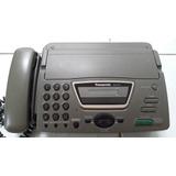 Aparelho De Fax Panasonic Kx-ft72 Perfeito Funcionamento