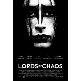 Lords Od Chaos Poster A3 (42 X 29,7 Cm) Black Metal Mayhem