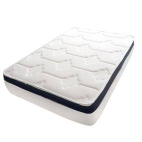 Colchón Para Corral Y Cuna Con Pillow Top - 130x70