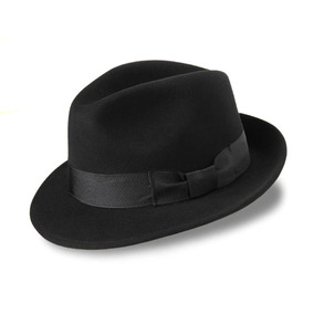 Sombreros Negros Para Vestir en Mercado Libre México ad98f709481