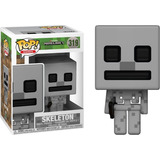 Funko Pop Skeleton 319 - Minecraft