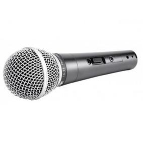 Microfono Dinamico Takstar | Ta-58 Simil Shure 58