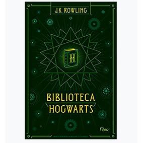 Box Biblioteca Hogwarts- Novo Lacrado - 3 Livros