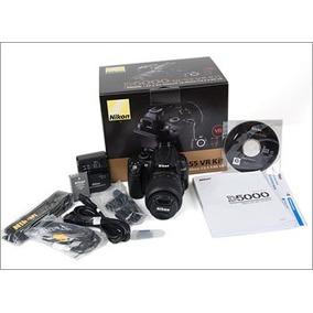 Camera Nikon D5000 18-55 Vr Kit