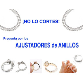 Ajustador De Anillo Delgado