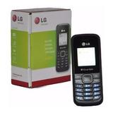 Celular Lg B-220 Dual Sim Original Facil Manuseio Idosos