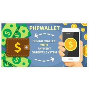 Script Phpwallet - Carteira Virtual Online Com Loja