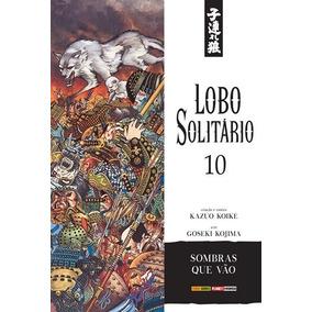 Mangá Lobo Solitário Nº 10 Ed. Agosto/2018 - Lacrado