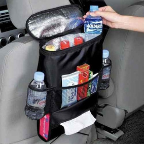 Bolsa Porta Treco Termica Para Carro Viagem Confortavel
