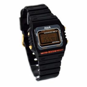 04ca066f0f5 Relogio Aqua Aq 37 Hd - Relógios De Pulso no Mercado Livre Brasil