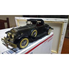 Miniatura Carro Antigo Com Rádio Am ,