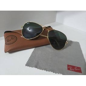 782314c591681 Óculos Ray-ban Aste Dourada Lentes De Sol - Óculos no Mercado Livre ...