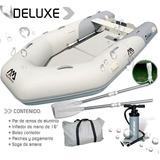 Gomon Desarmable Aquamarina Deluxe 277 Con Piso Aluminio