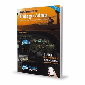 Regulamento De Tráfego Aéreo Pp Avião E Helicóptero + 500