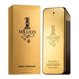 Perfume Locion One Million Paco Rabanne Original 100 Ml