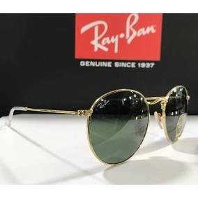 fb8cfcd04ceff Ray Ban Tamanho Grande Round - Óculos no Mercado Livre Brasil